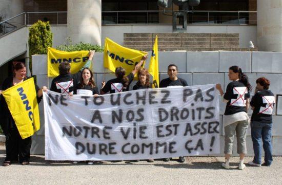 Villeneuve sur Lots : Pour combattre l'indifférence