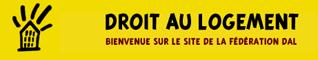 Logo Droit Au Logement