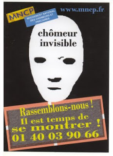 chomeur invisible