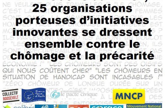 Livre MNCP : 25 organisations syndicales et associatives prennent la plume