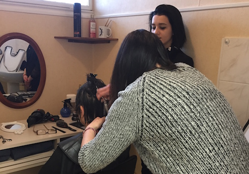 Un salon de coiffure solidaire à ACT (Saint-Dizier)