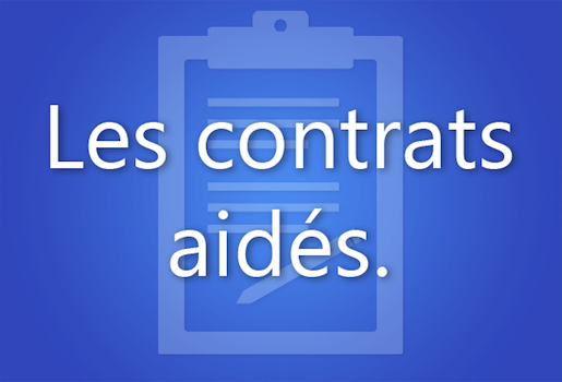 Le parcours emploi compétence remplace les contrats aidés