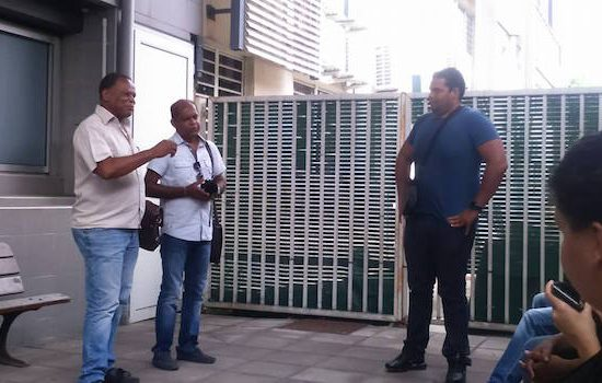 Maillon éco et passion des rues en action (La Réunion)