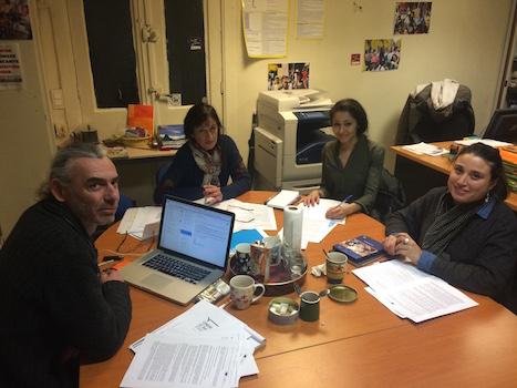 """Réunion """"jeunes en action"""" CPP 02/18"""