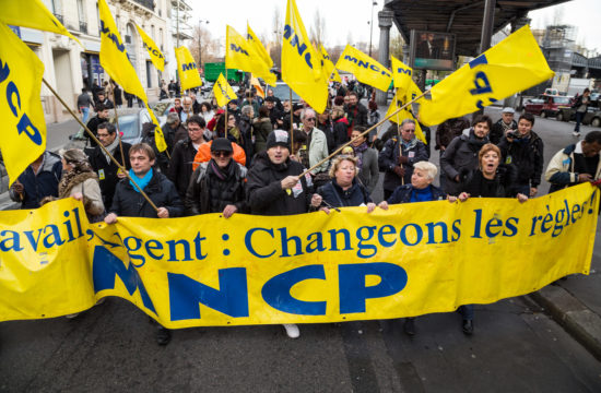L'assemblée générale du MNCP Soutient et s'engage pour le mouvement des Gilets Jaunes