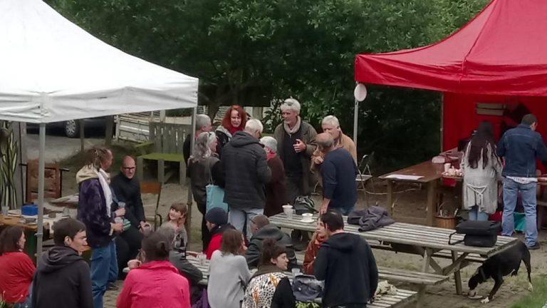 Jardins solidaires Morlaix
