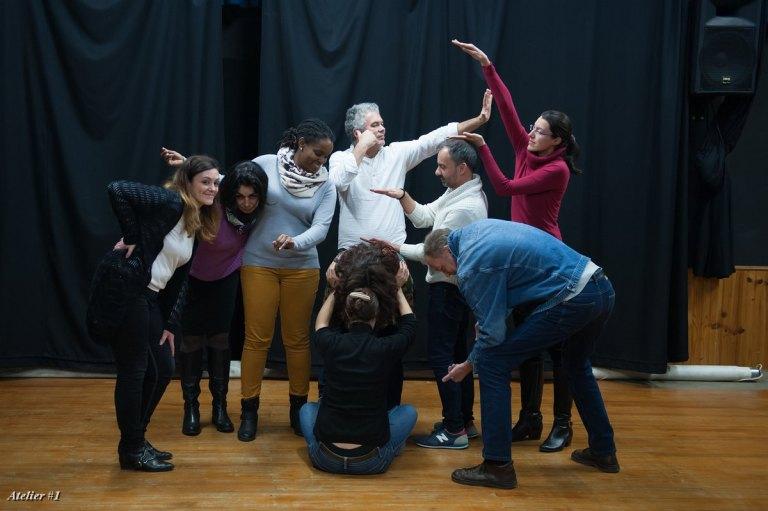 Atelier Théâtre Forum sur le travail - La Fabrique