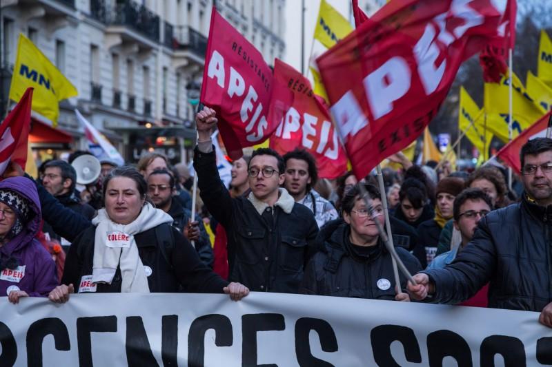 [Communiqué] Report de notre 18e manifestation contre le chômage et la précarité !