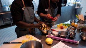 Chôm'Actif - restaurant solidaire