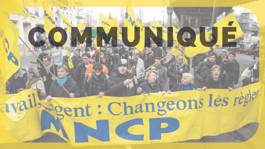 Drame à l'agence Pôle emploi de Valence : le MNCP triste et solidaire