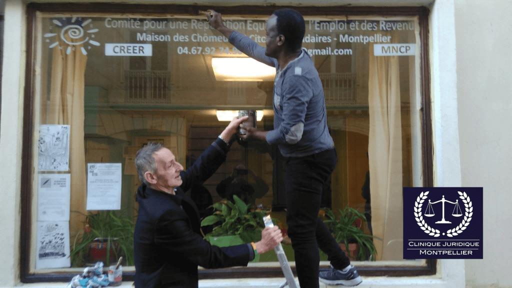 Une collaboration pour améliorer la défense des droits des chômeurs et précaires (Montpellier)