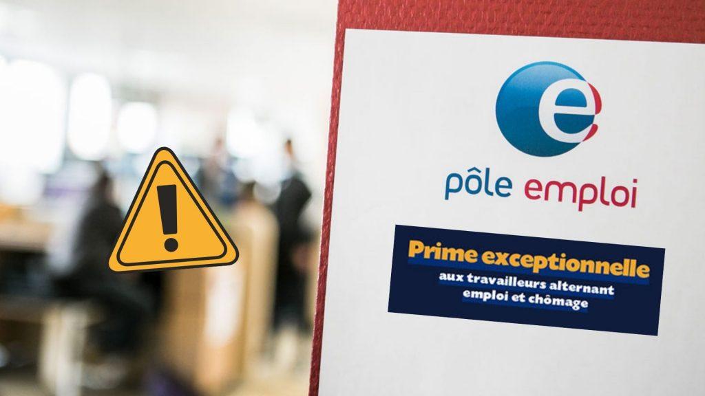 Que faire face aux problèmes de versement de la prime exceptionnelle de Pôle emploi ?