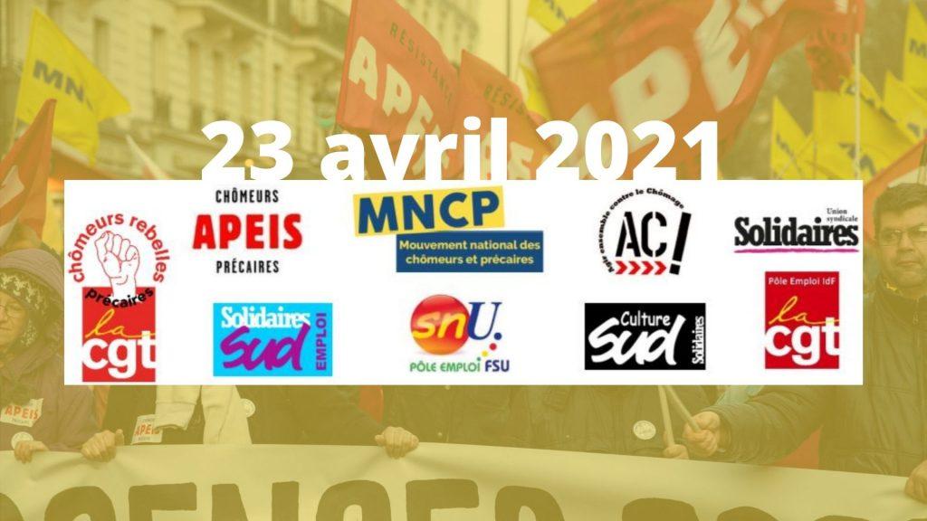 [Communiqué collectif] Journée de mobilisation pour l'abrogation de la réforme de l'assurance chômage