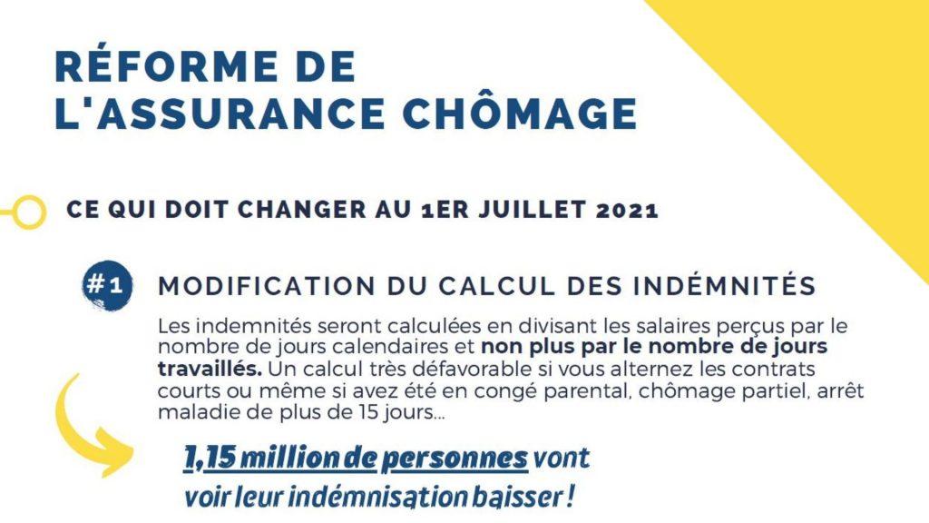 Ce que doit changer la réforme de l'assurance chômage en 2021