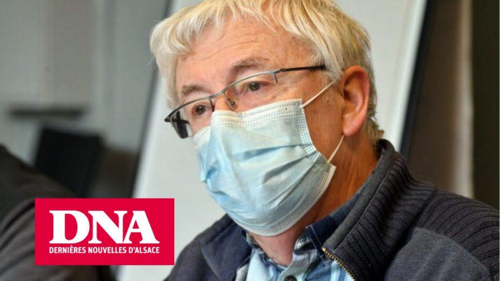 """[DNA] Marc Desplat : """"Fragilisés, les plus précaires n'échapperont pas à la réforme de l'Assurance chômage"""" (Strasbourg)"""