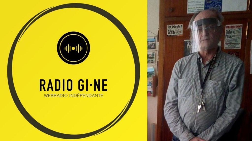 """""""Travaillez ! chômez ! résistez !"""" : CREER sur radio GI.NE (Montpellier)"""